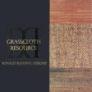 RONALD REDDING GRASSCLOTH RESOURCE